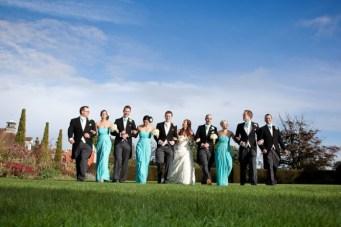 A Stylish, Vibrant, Tiffany Blue Wedding Part 2