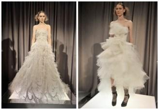 New York Fashion Week Bridal Style Inspiration