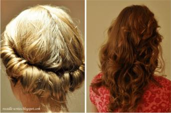 Fantastic Easy Hairstyle for the DIY Bride/Bridesmaid {Sunday Beauty School}