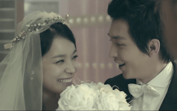 Taeyang 'Wedding Dress': A music video complete with chic wedding inspiration! {Fun & Frolics}