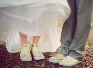The Running of the Brides: Sample Sale Pandemonium! {Fun & Frolics}