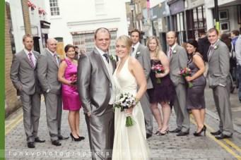 Stunning Urban London Wedding {Part 1}