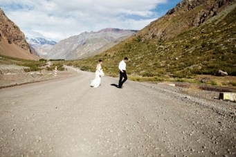 Breath Taking Rock the Dress Shoot Amidst the Mountains of Chile