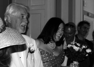 A Vivienne Westwood, 'Non-Weddingy' Wedding
