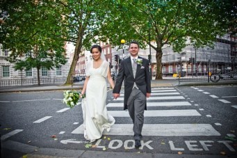 Classic, Elegant & Oh So Glamourous London Wedding {Part 1}