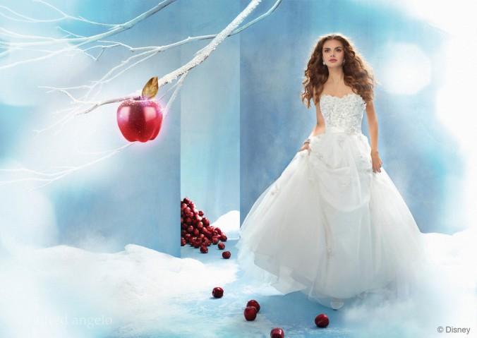 Disney Fairytale Wedding Dresses By Alfred Angelo