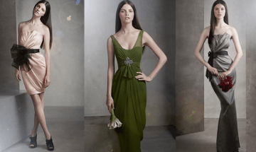 White By Vera Wang Fall 2011 ~ Introducing Affordable Bridesmaids Dresses & Shoes