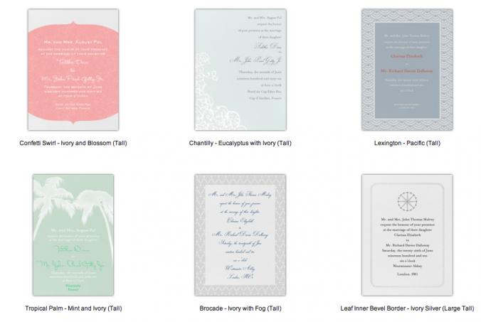 Paperless Invitations Wedding: Wedding Geekery: Email Wedding Invitations? Yes Please