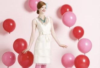 Kate Spade Wedding Belles: Short Wedding Dresses, Maid's Dresses & Accessories