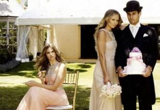 Stunning Wedding Dresses For Fashionista Brides by Rachel Gilbert