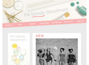 Wedding Geekery: The Beauty Department