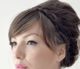 Beauty School: Bridal Hair Tutorial – Two In One