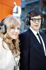 A Classy, Vintage, Music-Inspired, Canadian Wedding