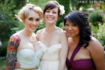 A DIY Modern Vintage Wedding Full of Love, Colour & Geekiness {Part 2}