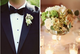 Chic, Elegant, Antiquated Wedding: Timeless Beauty {Part 2}