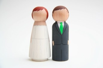 Paint Your Own Cake Toppers {DIY}