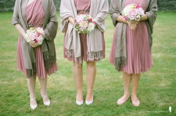 Gorgeously Quirky, Vintage DIY Wedding-Film Photography Part 2
