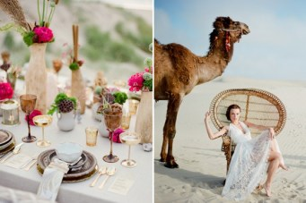 Moroccan Inspired Wedding Inspiration: Chic, Modern & Very Fabulous