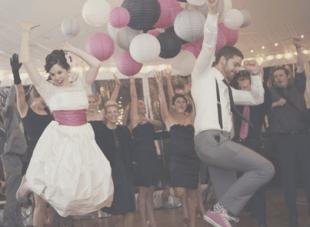 A Rock N Roll Wedding Video: The Punk Rock Princess Bride