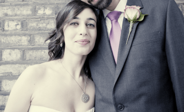 Dusky Pink, Folksy, Vintage, DIY Wedding in London Town {2}
