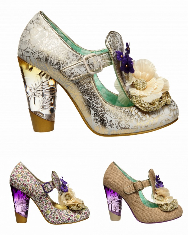 Hand Painted Wedding Shoes (for under бё30)   Hocus Pocus Parties