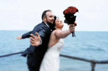 Fun & Quirky Stop Motion Wedding Video