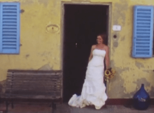 Tuscany Wedding Video Super 8mm & HD