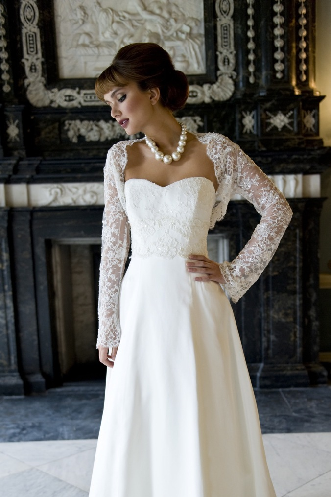 Beverly Lister 2012 Wedding Dress Collection