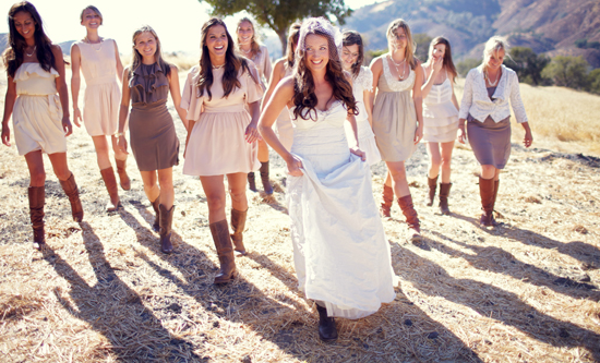 Shabby Chic Wedding Dress Code Rustic Diy Farmhouse