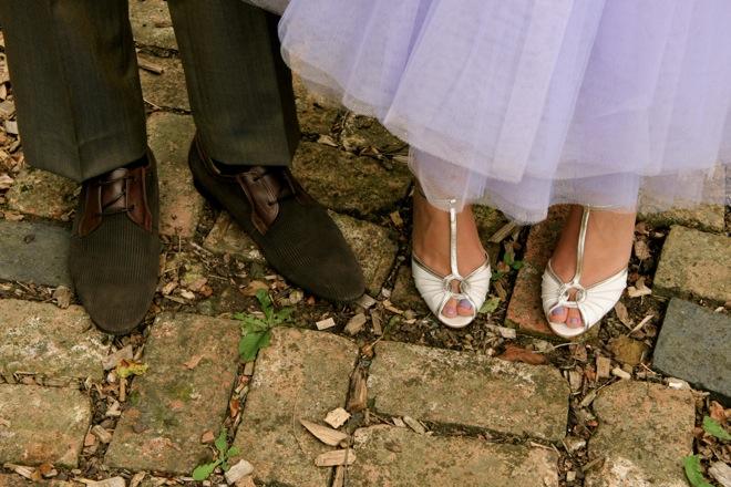 Vintage Elegant Bridal Style With A Unique Colourful Twist Bridal
