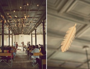 10 Unique DIY Feather Tutorials & Ideas For Your Wedding