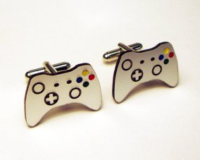 Unique Cufflinks For The Geeky Groom