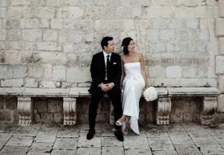 Chic, Modern & Beautiful Destination Wedding Film