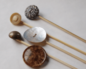 Unique DIY Button Cupcake Toppers By Anna Lee Company