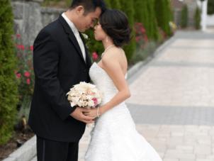Romantic, Classically Beautiful Chinese Wedding