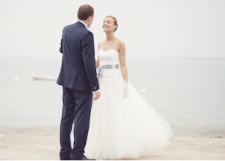 Elegant French Wedding With A Grace Kelly Bride Part 2