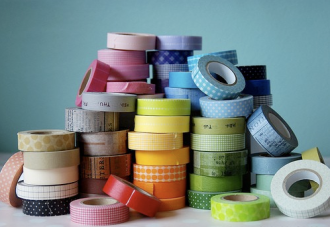 Top 10 Chic & Unique DIY Washi Tape Wedding Ideas
