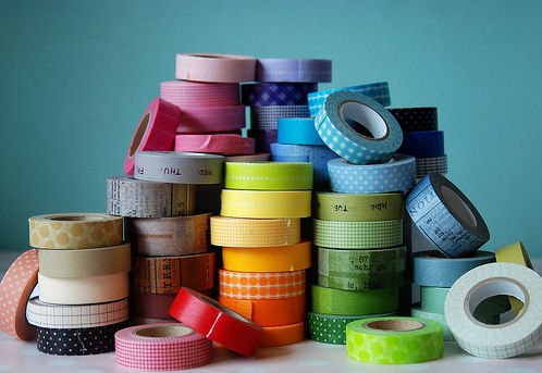 Top 10 washi tape DIY ideas for weddings