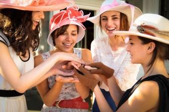 Tea Party Bridal Shower Inspiration, Ideas & A Real Bride's Tea Party Film