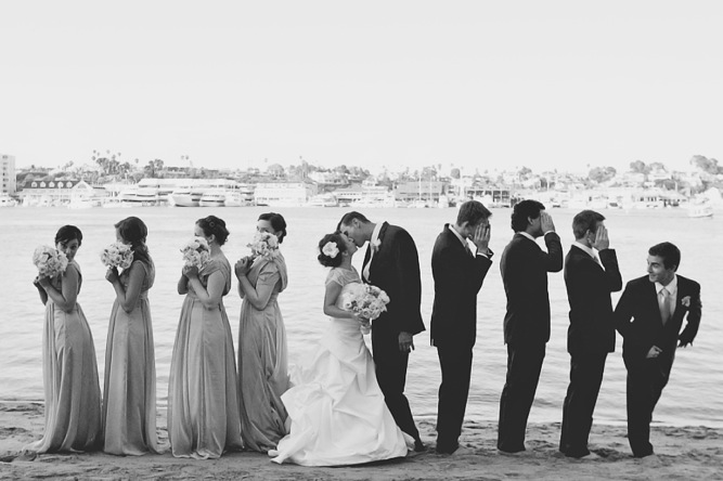 Glamorous Costa Mesa Wedding Captured by Closer to Love