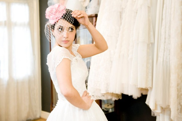 choosing your bridal accessories by Dolecka