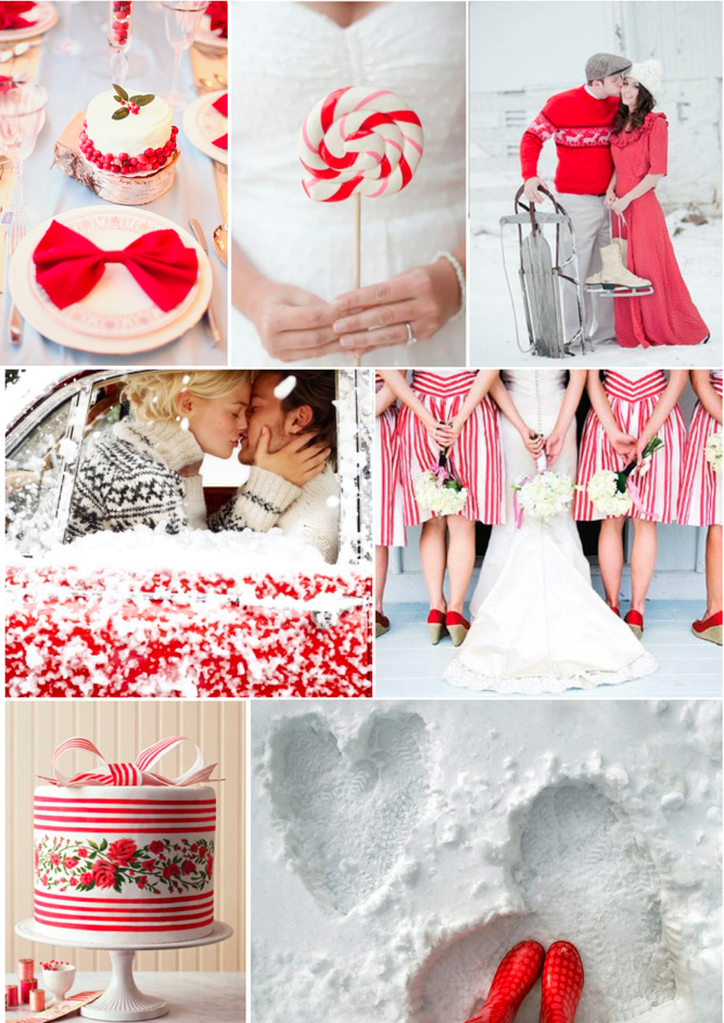 Winter Wedding Themes and Ideas