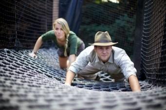 Unique, Geeky, Indiana Jones Love Shoot