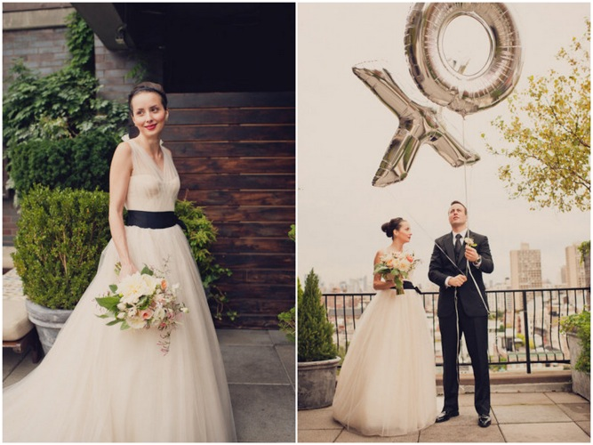 City Chic Wedding Dresses : Full wedding feature if you like city chic nyc style as much i do