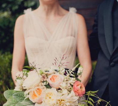 Vera Wang wedding dress Emmeline
