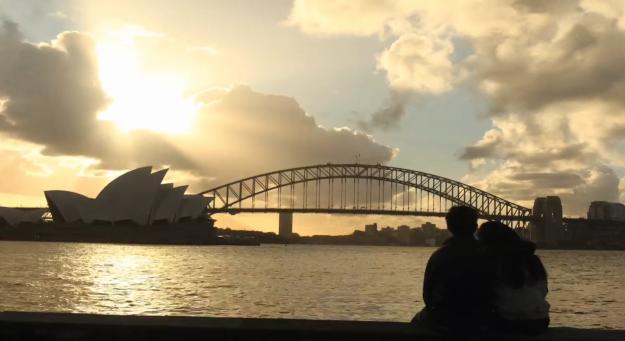 honeymoon around the world unique time lapse film