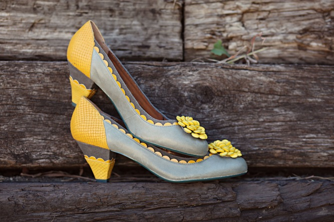 Yellow Wedding Shoes-yellow-wedding-shoes-for-bride