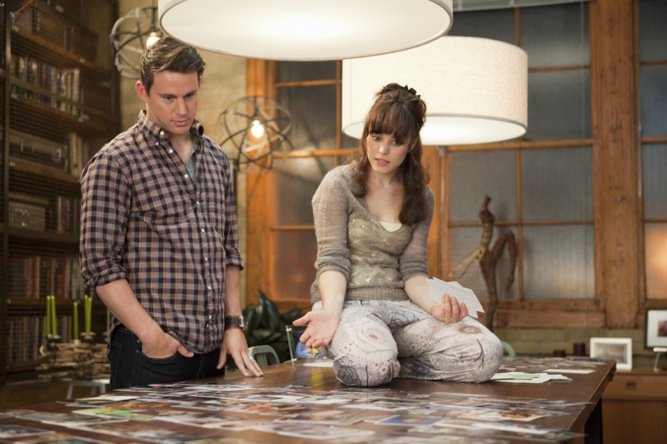 The Vow movie Rachel McAdams and Channing Tatum