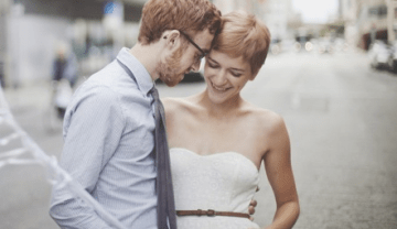 A Blogger's Creative, Eclectically Beautiful, DIY Vintage Wedding