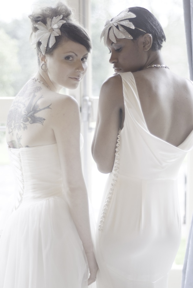 white wedding inspiration shoot by four photographers (2)